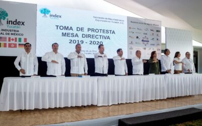 Toma de Protesta Mesa Directiva 2019